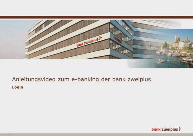 Bank Zweiplus Login
